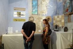 04 oeuvres de Mireille Pélindé-Rian et de Claude Varisco.JPG